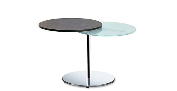 Walter knoll eclipse beistelltisch design eoos for Runde kindertische