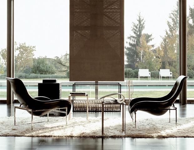 B&B Italia - Mart Sessel (design: Antonio Citterio)