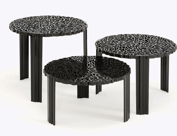 kartell t table couchtisch design patricia urquiola. Black Bedroom Furniture Sets. Home Design Ideas