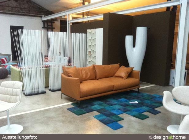 Moroso Gentry Sofa Design Patricia Urquiola 2011