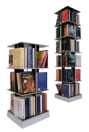 Bücher Platzsparend Verstauen