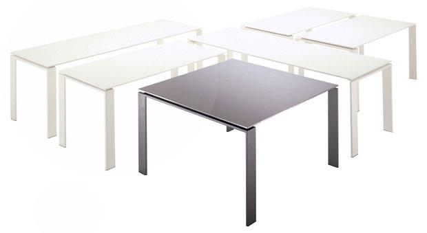 Kartell four tisch design ferruccio laviani