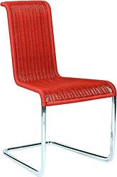 tecta kragstuhl freischwinger. Black Bedroom Furniture Sets. Home Design Ideas