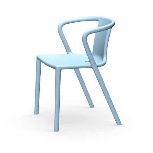 Magis air armchair stapelstuhl design jasper morrison for Magis air armchair