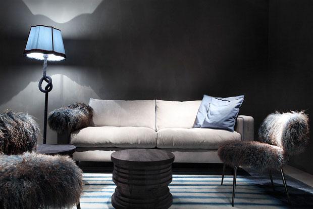 baxter stuhl kleiner sessel nepal design paola navone. Black Bedroom Furniture Sets. Home Design Ideas