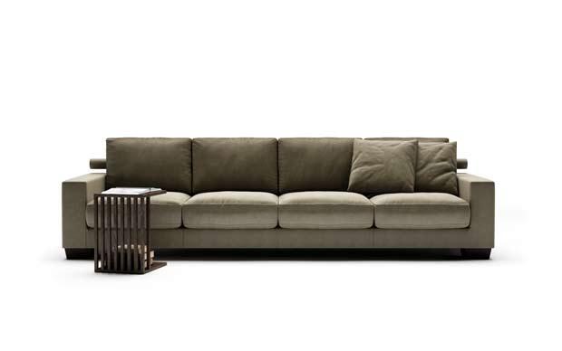 flexform status sofa design antonio citterio 1996. Black Bedroom Furniture Sets. Home Design Ideas