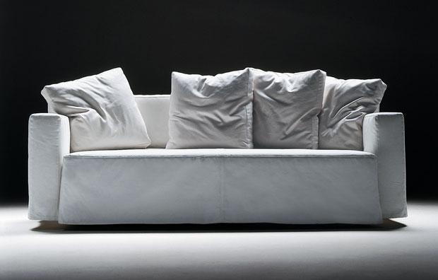flexform winny schlafsofa design guido rosati 1999. Black Bedroom Furniture Sets. Home Design Ideas