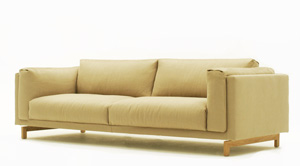 Living Divani Family Life Sofa Piero Lissoni