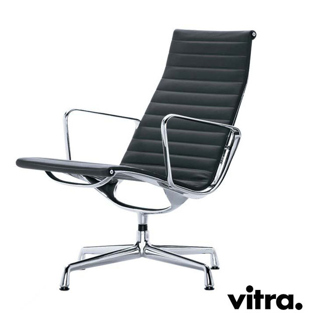 Vitra aluminium group chair design charles ray eames 1958 for Stuhl designgeschichte