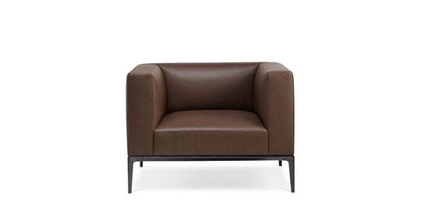 walter knoll jaan living sessel design eoos. Black Bedroom Furniture Sets. Home Design Ideas