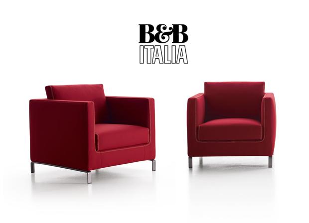 b b italia ray sessel design antonio citterio. Black Bedroom Furniture Sets. Home Design Ideas