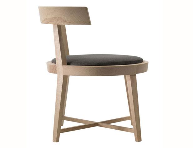 flexform gelsomina sessel design antonio citterio 2010. Black Bedroom Furniture Sets. Home Design Ideas