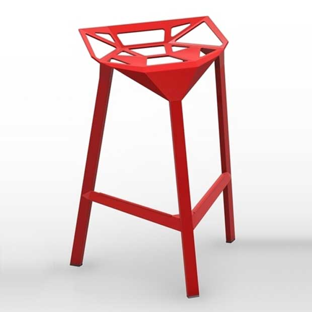 Magis stool one barhocker design stefano giovannoni for Magis tam tam