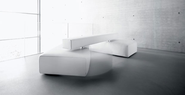 walter knoll threesixty sofa couch design eoos. Black Bedroom Furniture Sets. Home Design Ideas