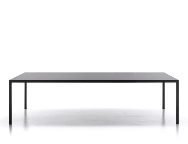 Mdf italia tisch steel for Tisch graphic design
