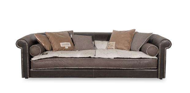 Baxter sofa alfred p for Baxter prezzi divani