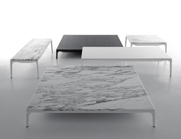 MDF Italia  Yale Couchtisch (Design Jean Marie Massaud)