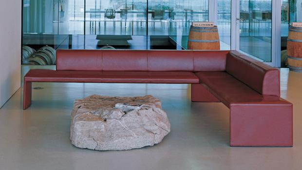 walter knoll together eck bank design eoos. Black Bedroom Furniture Sets. Home Design Ideas