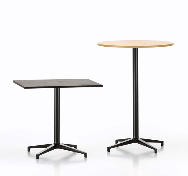 VITRA BISTRO TABLE Design Ronan and Erwan Bouroullec 2009  : bistrotable7 from www.designathome.de size 620 x 582 jpeg 17kB
