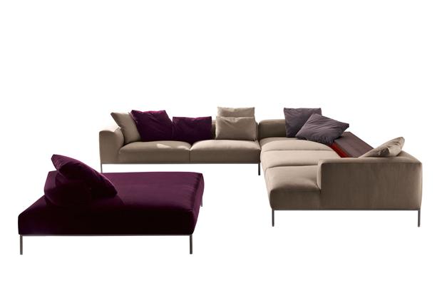b b italia frank beistelltische design antonio citterio. Black Bedroom Furniture Sets. Home Design Ideas