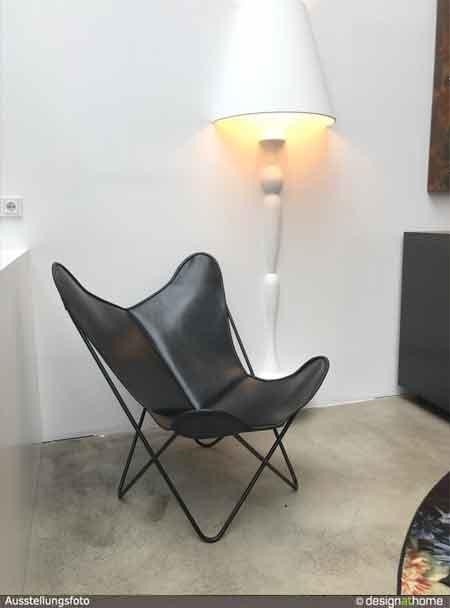 Der Original Hardoy Butterfly Chair Sessel (design: Ferrari Hardoy ...