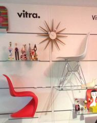 Vitra Panton - Eames Side Chair