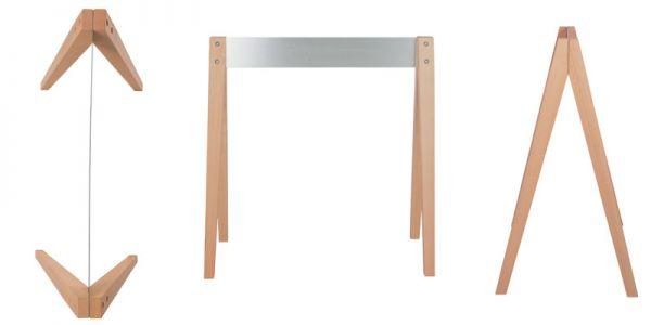 Moormann taurus tisch tischgestell tischfuesse for Tischbock design