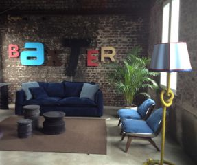 Sofa Baxter Brest _ Sessel Baxter Houston