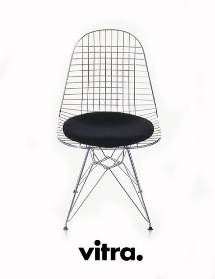 vitra wire chair dkr 5 charles ray eames 1951. Black Bedroom Furniture Sets. Home Design Ideas